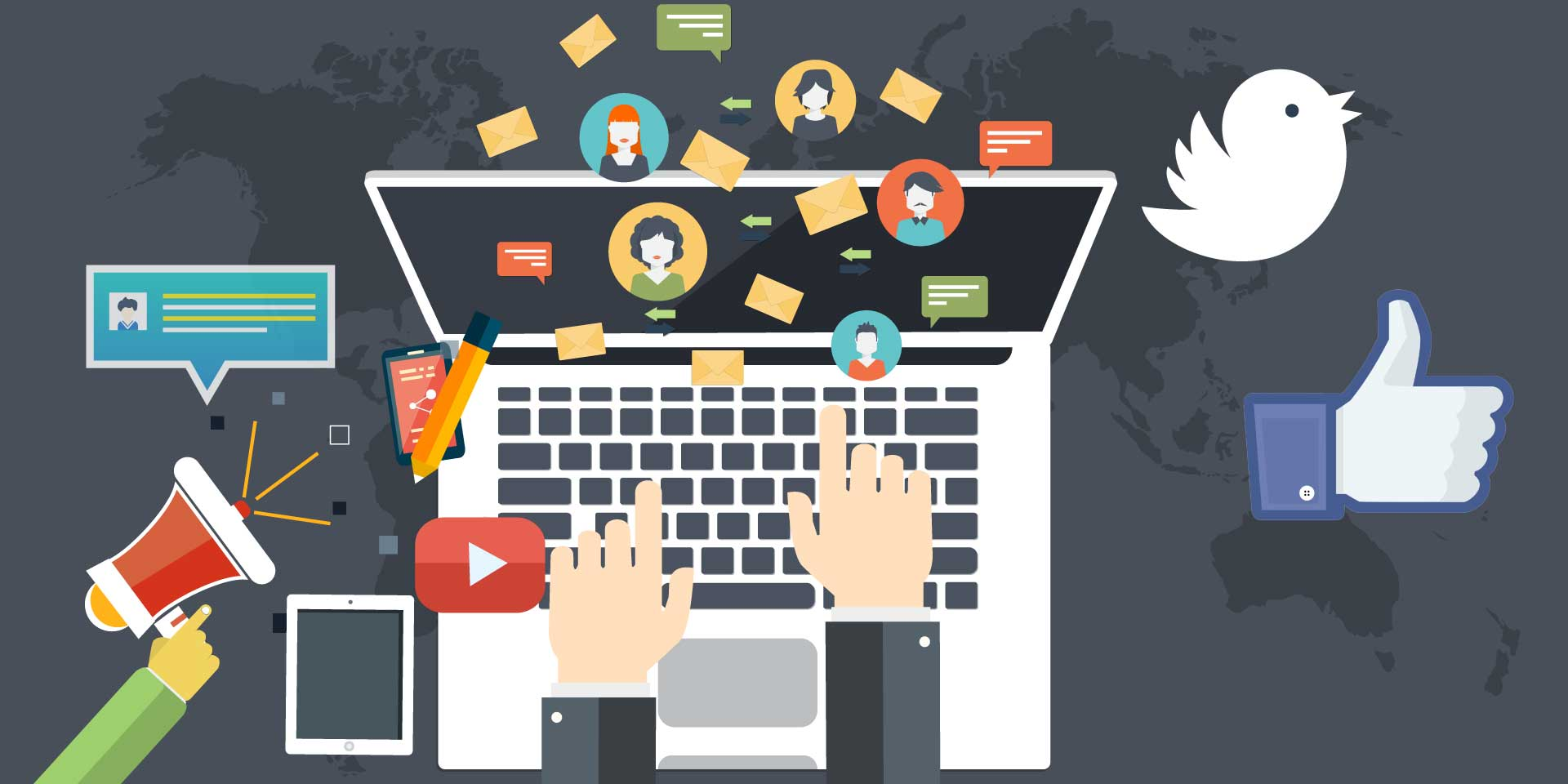 Social Media Management Companies: 10 Reasons To Hire The Best
